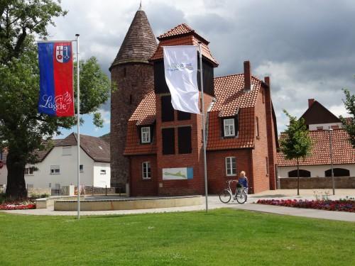 Lügde, Dechenmuseum, Historischer Turm
