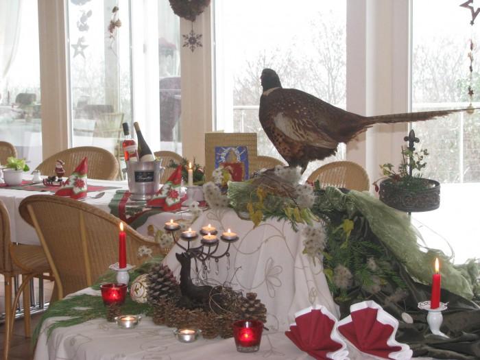 Weihnachtszeit, Restaurant, Gastronomie im SONNENHOF